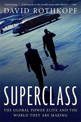 Superclass By Rothkopf, David