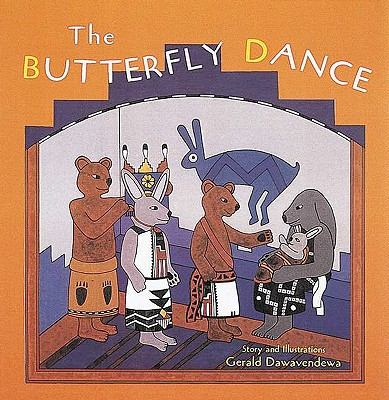 The Butterfly Dance By Dawavendewa, Gerald